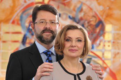 A fost o IUBIRE între noi care a rezistat la toate încercările Dr. Dana şi Ştefan JIANU